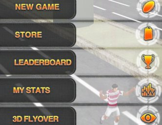 Street Rugby - see details in Google Play
